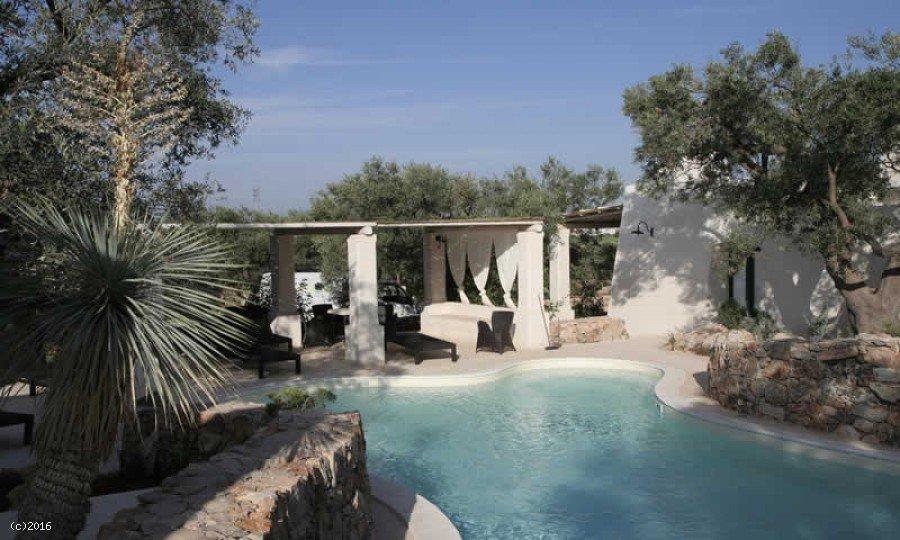 Villa in affitto con piscina