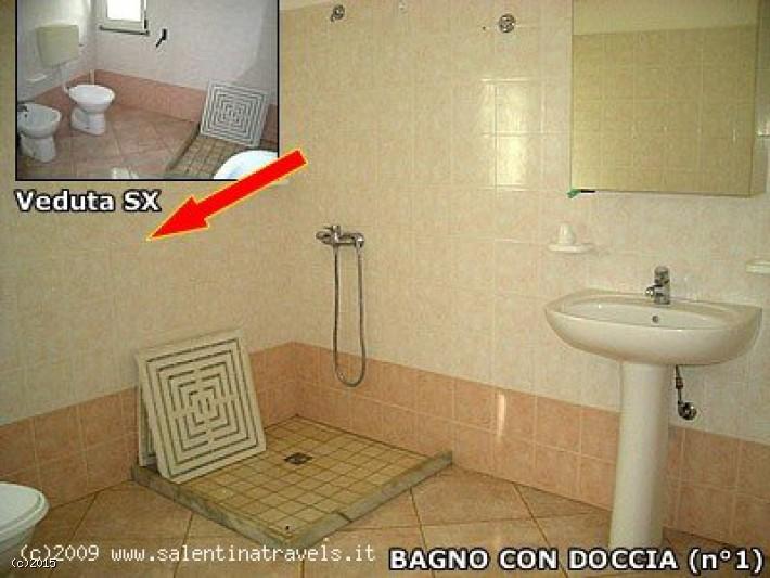 Appartamento 3 camere da letto in affitto a pescoluse for 3 camere da letto finito seminterrato in affitto