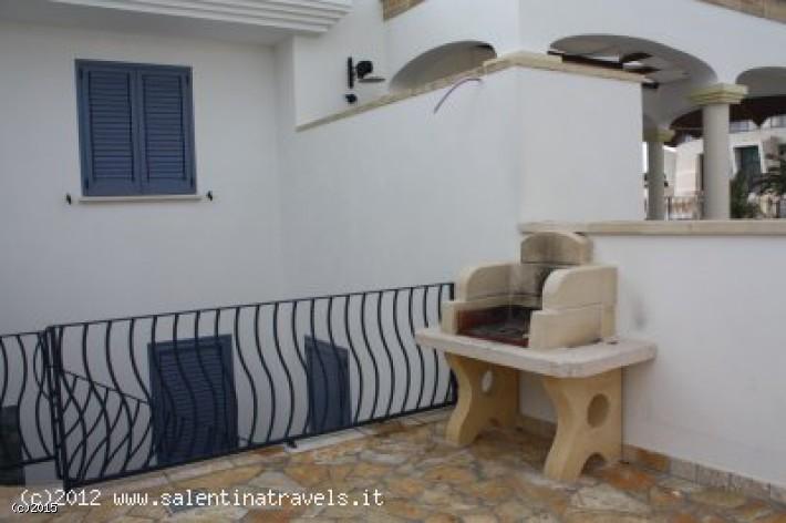 appartamento 8 posti letto a pescoluse