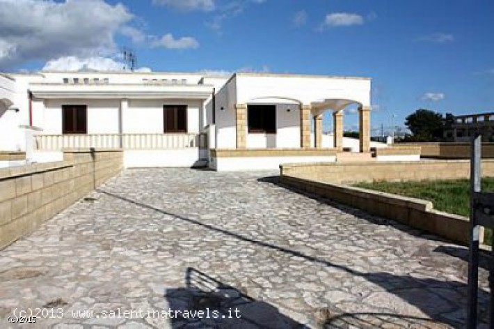Ville in affitto a Pescoluse