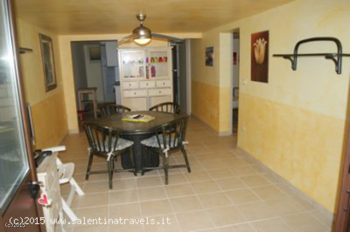Appartamento a Pescoluse