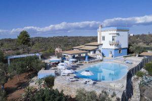 Villa extra-lusso con piscina in affitto nel Salento