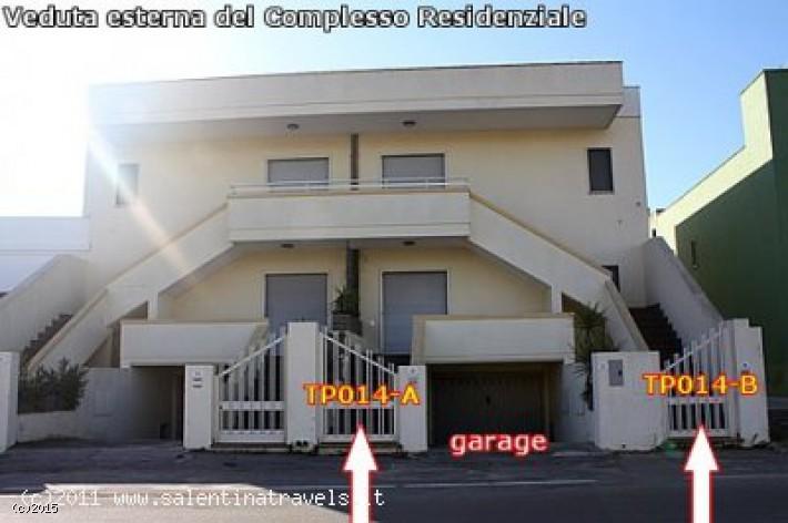 Appartamenti quadrilocali a Torre Pali