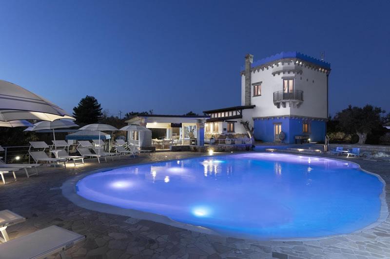 Amato Ville con piscina in affitto nel Salento ER95