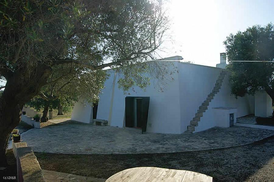 Villa Liama a Pescoluse