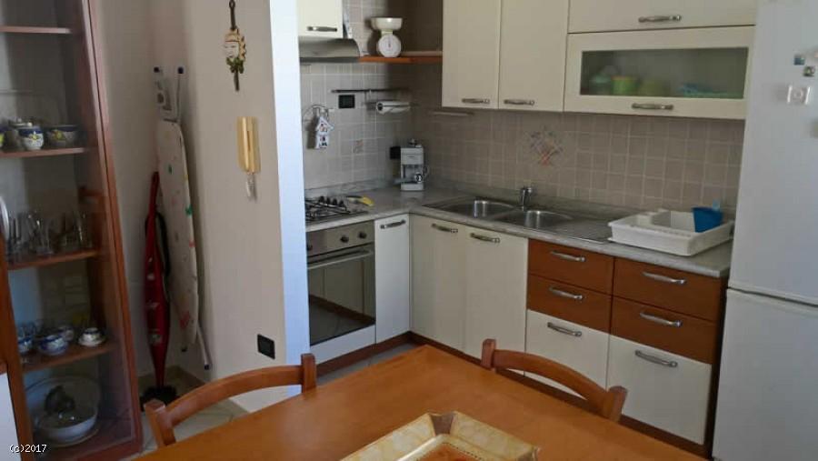 Trilocale appartamento in affitto a pescoluse