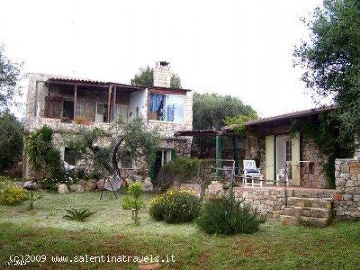 Villa in affitto nel salento