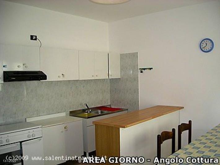 appartamento tre camere da letto a Pescoluse