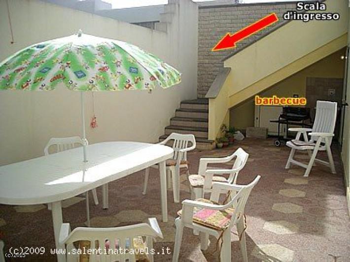 Appartamento 3 camere da letto in affitto a pescoluse vacanze salento - Affitto appartamento bologna 3 camere da letto ...