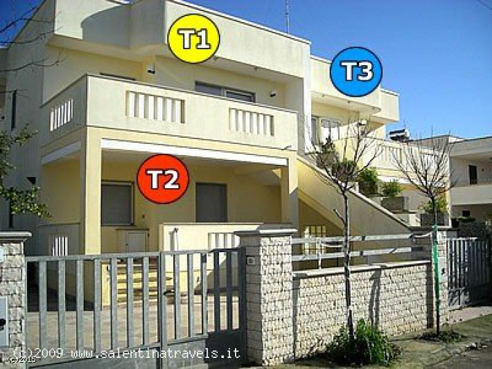 Appartamenti a Pescoluse! Alle Maldive del Salento