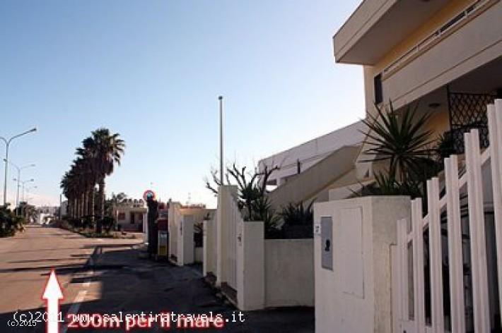 Appartamenti trilocali a Torre pali