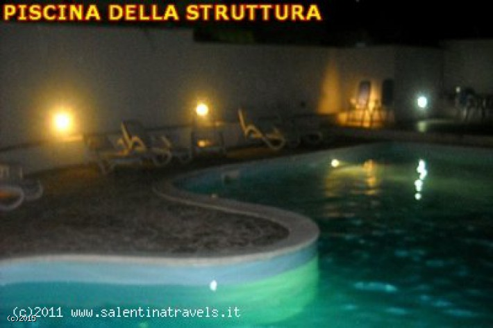 affitto appartamento con piscina