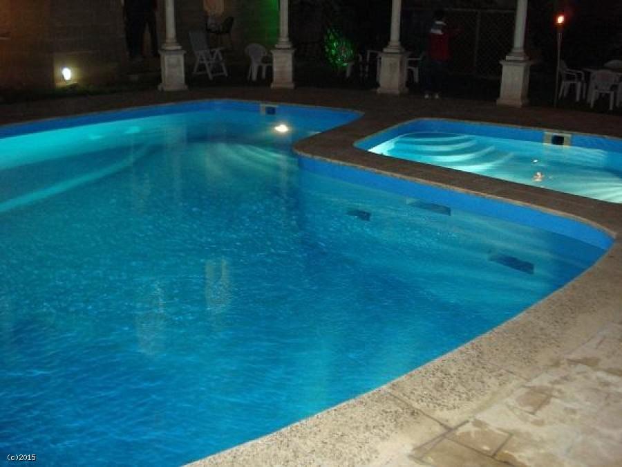 Villa con piscina nel Salento
