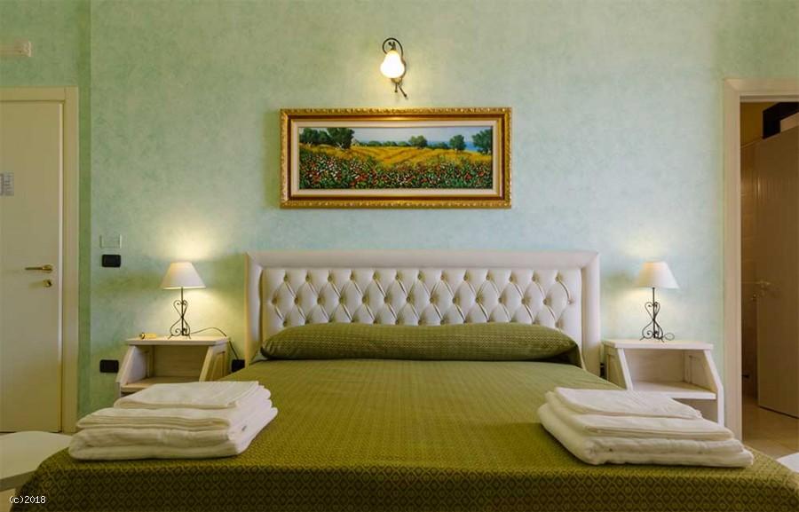 Hotel Gold Beach a Pescoluse